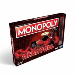 MONOPOLY DEADPOOL EDITION (INGLÉS)