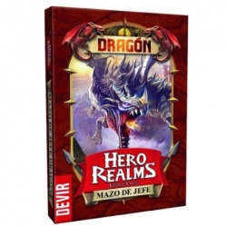 HERO REALMS MAZO DRAGÓN