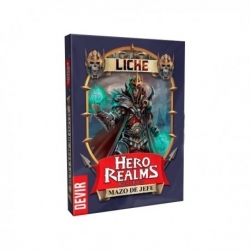 HERO REALMS MAZO LICHE SPANISH