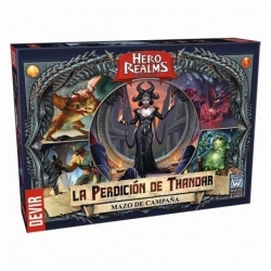 HERO REALMS LA PERDICIÓN DE THANDAR SPANISH