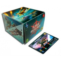 STAR REALMS DECKBOX FLIP BOX