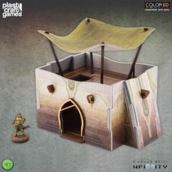 PCG: BOURAK SMALL BUILDING