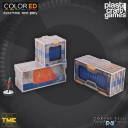PCG: TME CONTAINTE SET