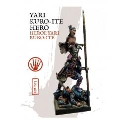 HEROE CON YARI KURO-ITE