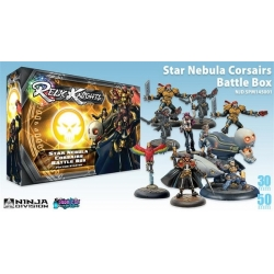 STAR NEBULA CORSAIRS BATTLE BOX