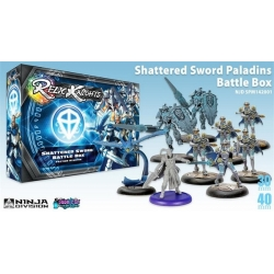 SHATTERED SWORD PALADINS BATTLE BOX