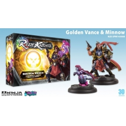 Figuras en Miniatura GOLDEN VANCE Relic Knight referencia KB051 Soda Pop Studio
