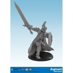 Figuras en Miniatura ASPIRANT Relic Knight referencia KC025 Soda Pop Studio