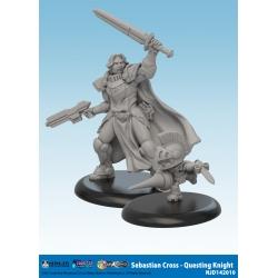 Figuras en Miniatura SEBASTIAN CROSS - QUESTING KNIGHT Relic Knight referencia KBU013 Soda Pop Studio