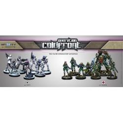 Operation Coldfront es el nuevo Battle Pack del wargame Infinity de Corvus Belli ya está disponible