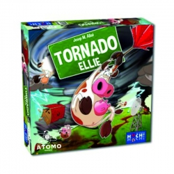 Family game Tornado Ellie from Atomo Games and Huch!