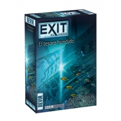 EXIT 7 The game: The Sunken Treasure