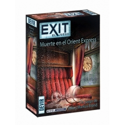 EXIT 8 The game: Death on the Orient Express