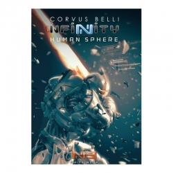 Livre infinity Human Sphere n3 en Français par Corvus Belli