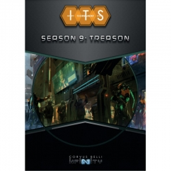 ITS BOOK SEASON 9: TREASON (ENGLISH)