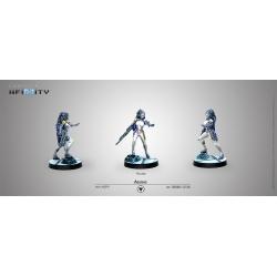 Asuras (Hacker) Aleph Infinity de Corvus Belli referencia 280861-0740