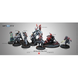 JSA Sectorial Army Pack Infinity de Corvus Belli referencia 280019-0710