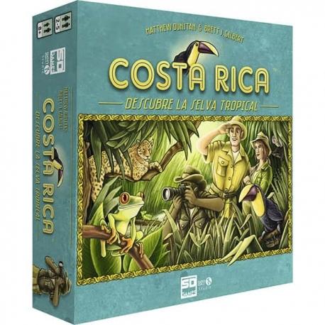 JUEGO DE MESA COOPERATIVO COSTA RICA DE LA MARCA SD GAMES