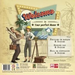 WELCOME HACIA EL PERFECTO HOGAR. BLOC DE RECAMBIO