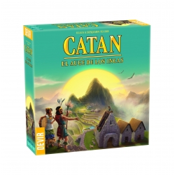 The Auge of the Incas - The Settlers of Catan