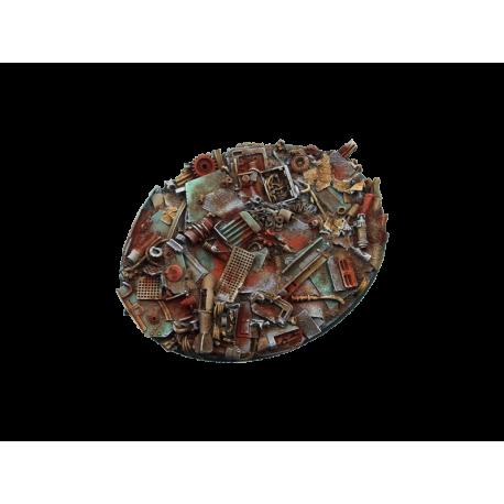 SCRAPYARD BASES, 120MM ELLIPSE(1)