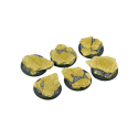 Shale Bases, WRound 40mm (2)