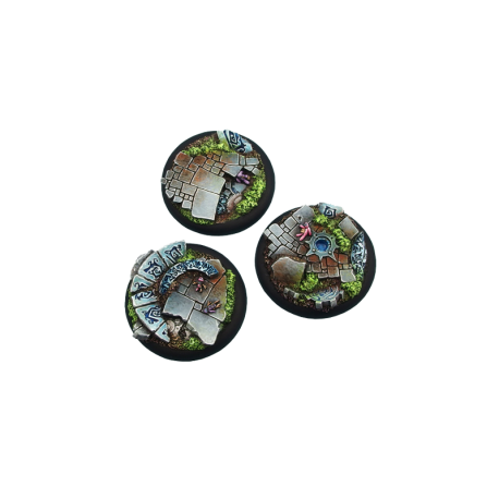 Mystic Bases, WRound 50mm (1)