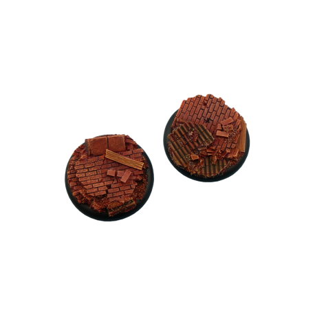 Old Factory Bases, WRound 50mm - 1 (1)