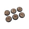 Skulls Bases, WRound 40mm (2)