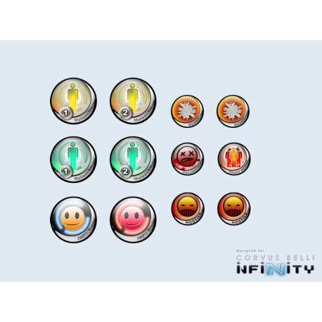 Infinity Tokens Special - 1 (12)