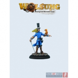 Wolsung Miniatures Lord James Fouley (1)