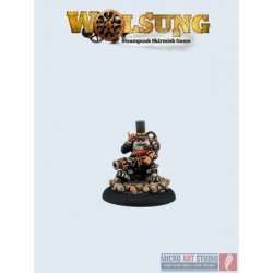 Wolsung Miniatures Thomas Rockheart Jr. (1)