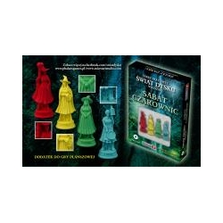 DISCWORLD WITCHES GAME PAWNS (4)