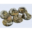 Trench Bases, WRound 40mm (2)