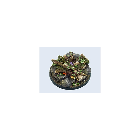 Forest Bases, Round 60mm - 2 (1)