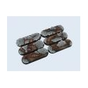Ruins Bases, Round 60mm - 3 (1)