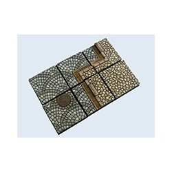 Cobblestone Bases, 40x40mm (2)
