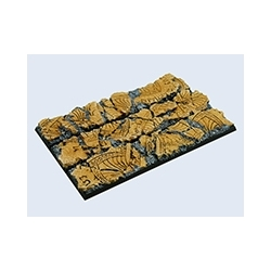 Temple Bases, Regiment 125x25mm (3)