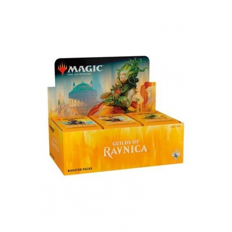 MAGIC GREMIOS DE RAVNICA SOBRES (36) INGLÉS