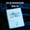 FINAL FANTASY TCG OPUS 7 PRE-RELEASE KIT