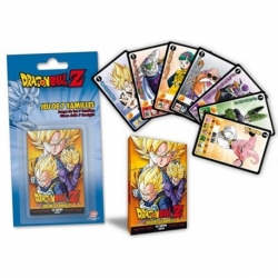 DRAGON BALL FAMILY CARD GAME