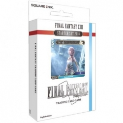 FINAL FANTASY TCG FF XIII 2018 SINGLE DECK