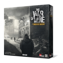 This War of Mine table game from Edge Entertainment