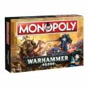 MONOPOLY WARHAMMER 40.000 (INGLÉS)