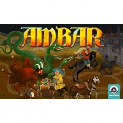 TABLE GAME AMBAR (SPANISH) FROM INVEDARS