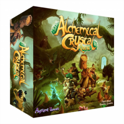 TABLE GAME ALCHEMICAL CRYSTAL QUEST (SPANISH)