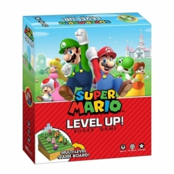 TABLE GAME SUPER MARIO BOARDGAME LEVEL UP (ENGLISH)