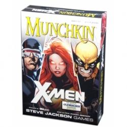 JUEGO DE CARTAS MUNCHKIN X-MEN (INGLÉS)