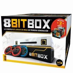 8 Bit Box es una consola analógica que emula los videojuegos más clásicos