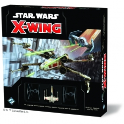 Star Wars: X-Wing Segunda Edición Fantasy Flight Games
